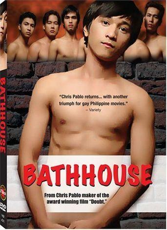 Bathhouse Poster