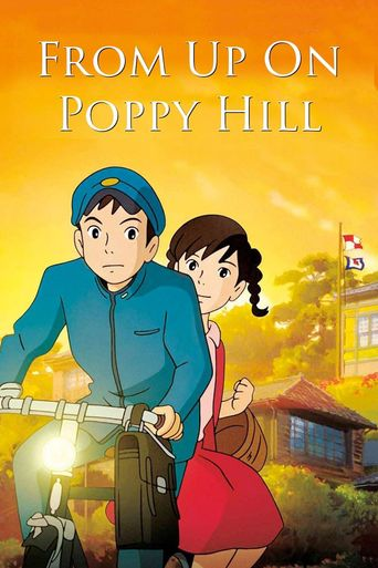 From Up on Poppy Hill Poster