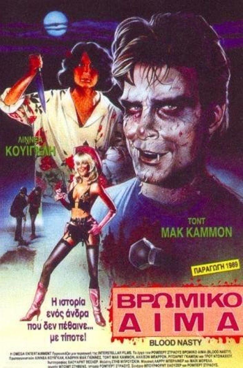 Blood Nasty Poster