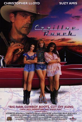 Cadillac Ranch Poster