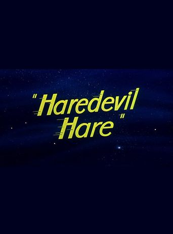 Haredevil Hare Poster