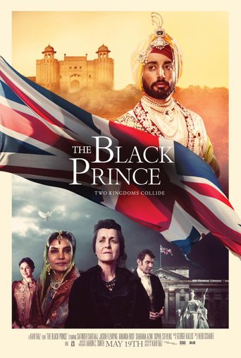 The Black Prince Poster