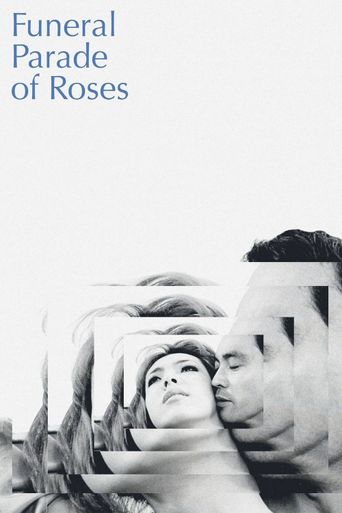 Funeral Parade of Roses Poster