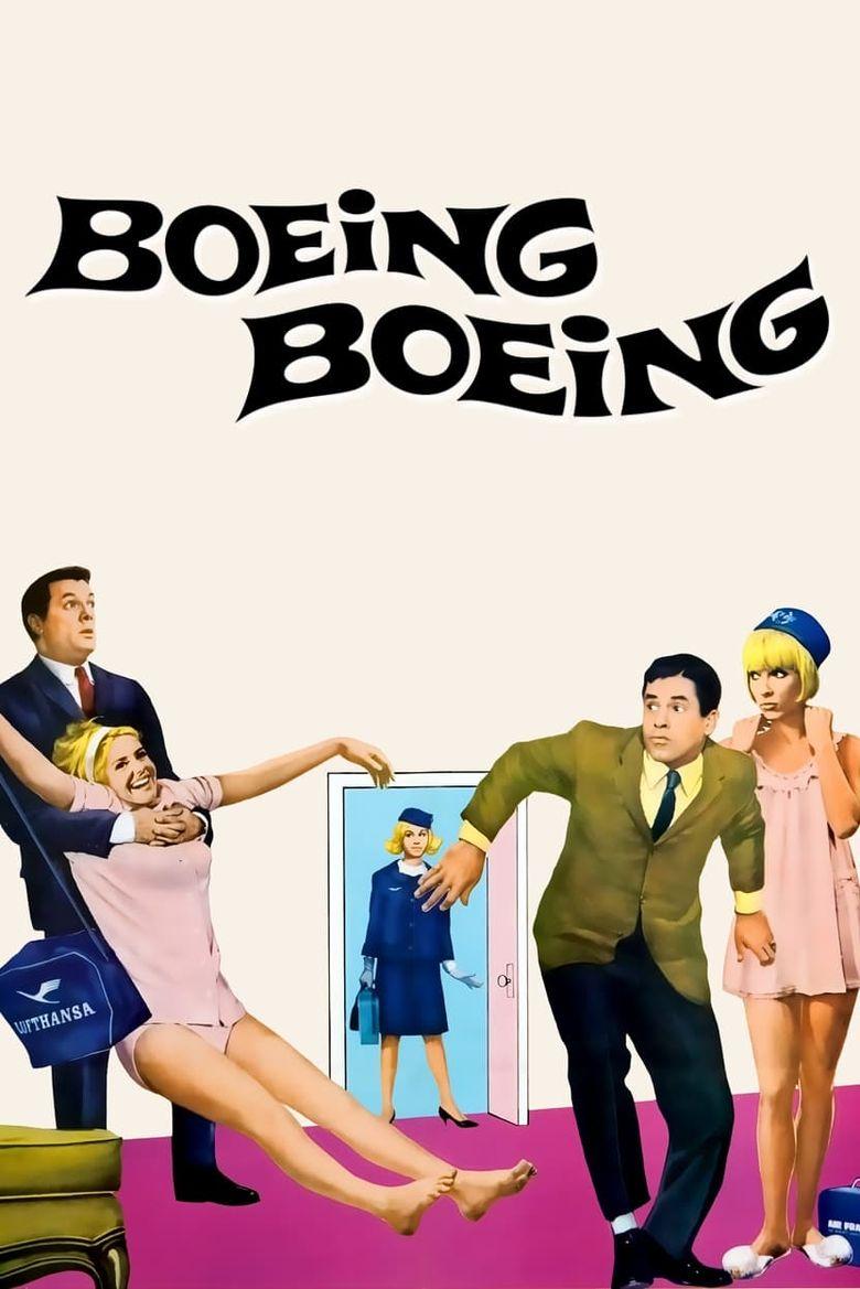 Boeing, Boeing Poster
