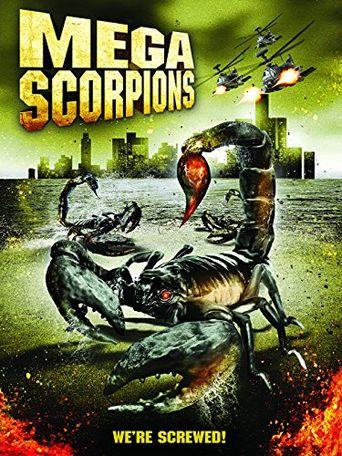 Mega Scorpions Poster