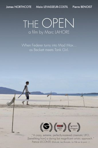 The Open Poster