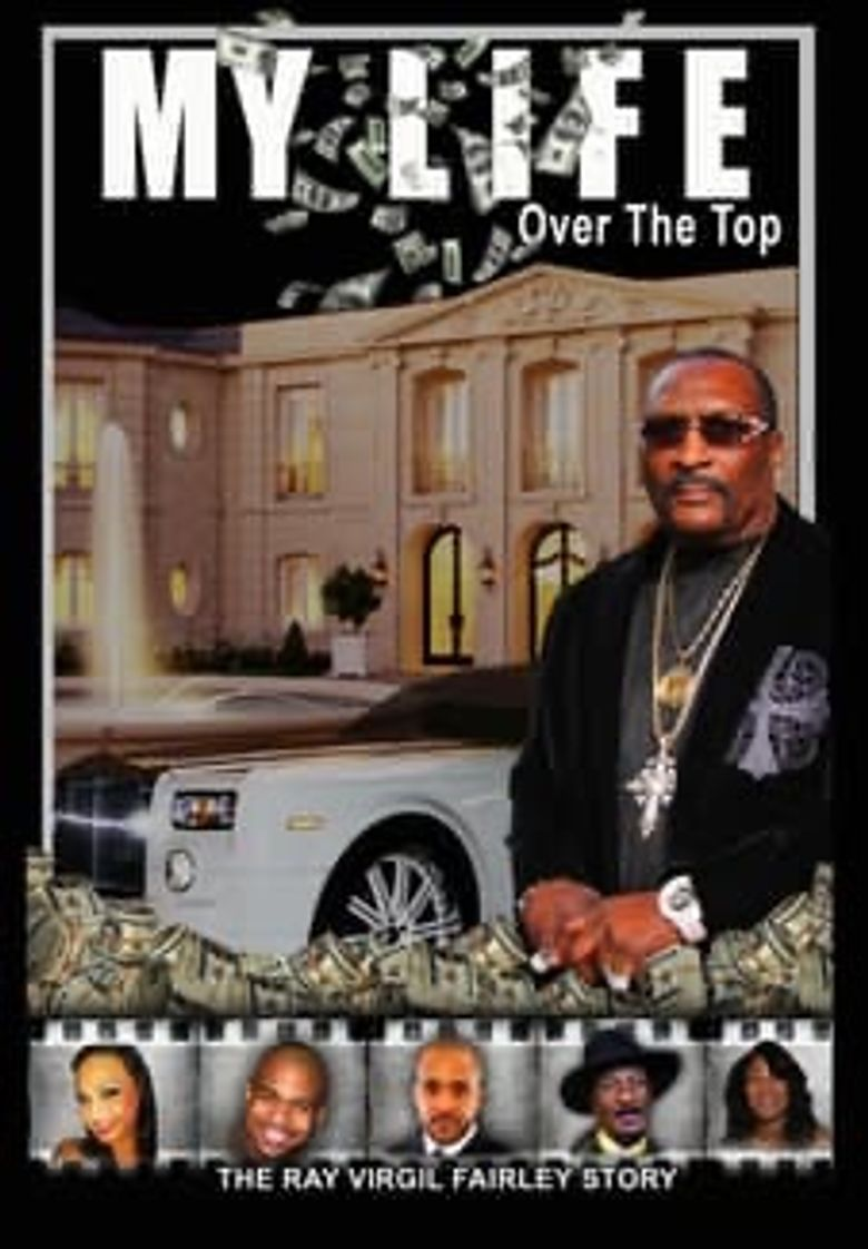My Life Over the Top Poster