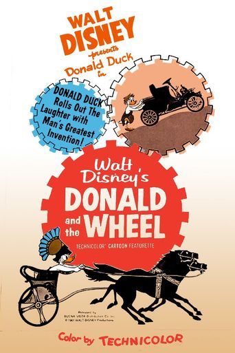 Donald and the Wheel Poster