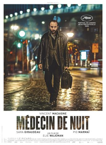 The Night Doctor Poster
