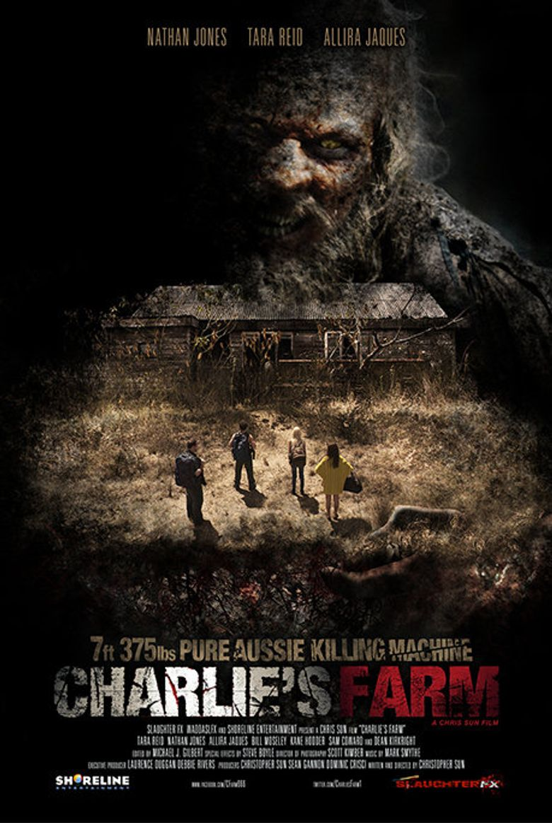 Charlie's Farm Poster