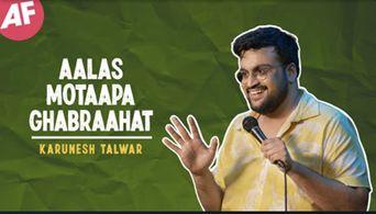 Aalas Motaapa Ghabraahat Poster