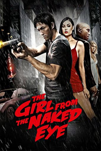 The Girl from the Naked Eye Poster