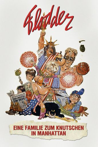 Flodder Does Manhattan! Poster