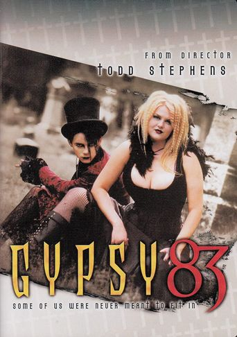 Gypsy 83 Poster