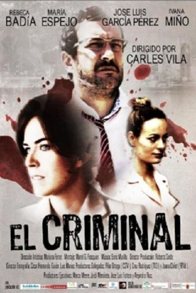 El criminal Poster