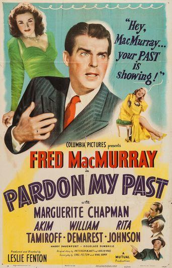 Pardon My Past Poster