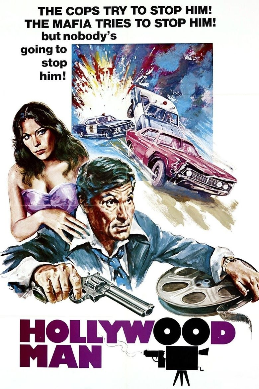 Hollywood Man Poster