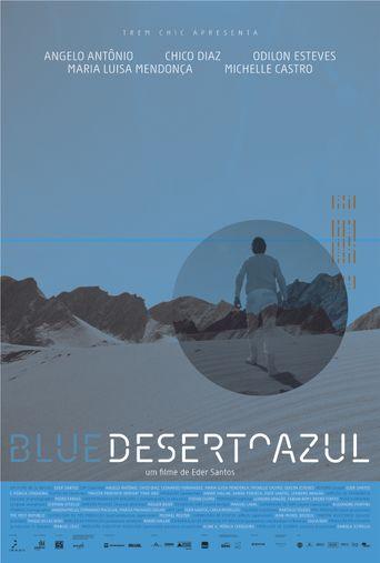 Deserto Azul Poster