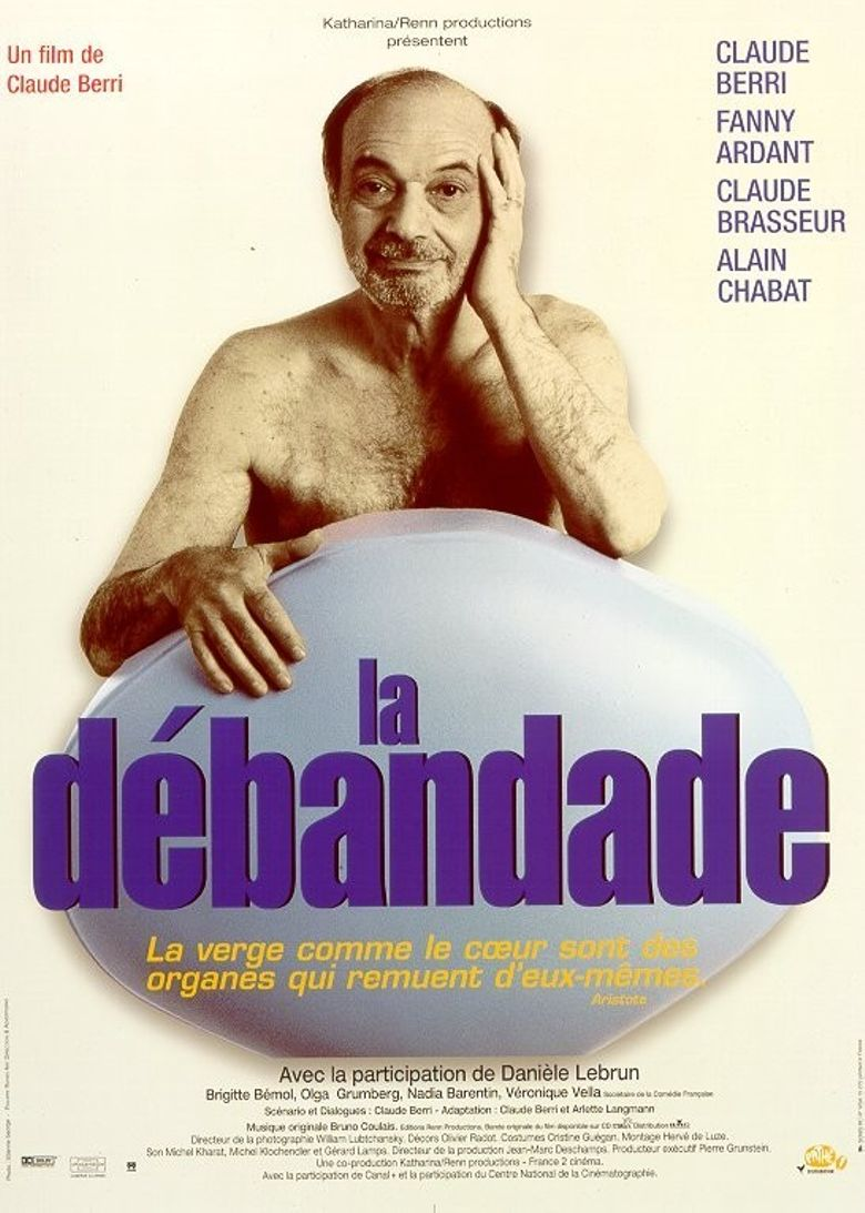 La Débandade Poster