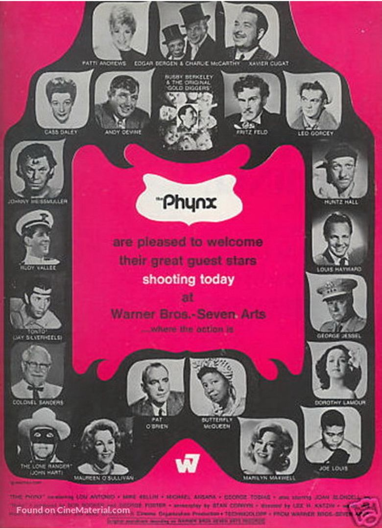 The Phynx Poster