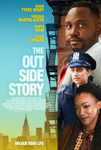 The Outside Story Poster
