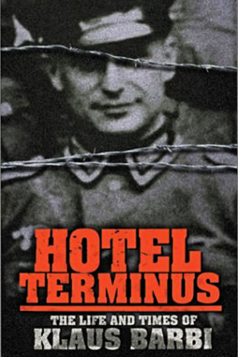 Hôtel Terminus: The Life and Times of Klaus Barbie Poster