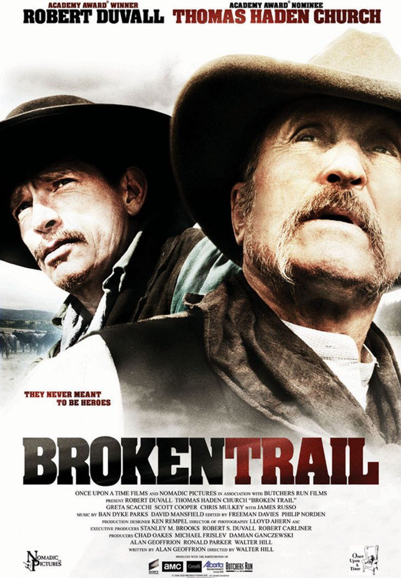 Broken Trail Poster