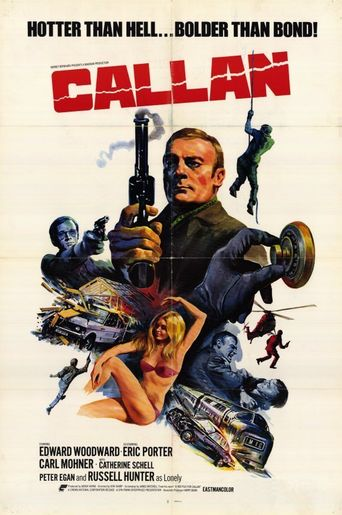 Callan Poster