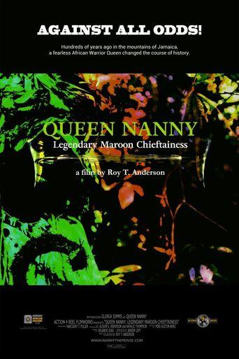 Queen Nanny Poster