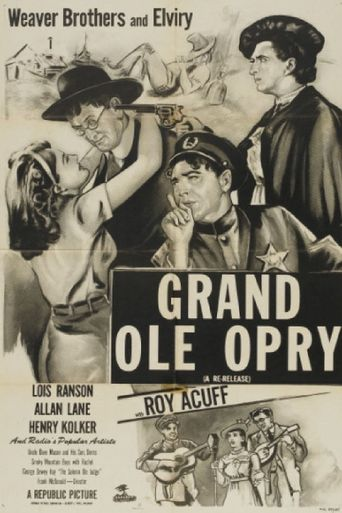 Grand Ole Opry Poster