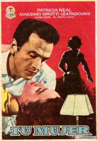 La tua donna Poster