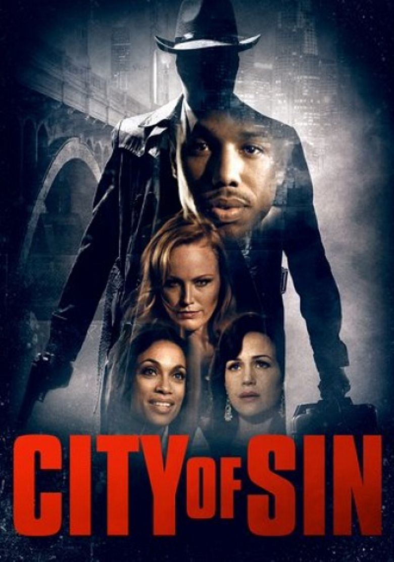 City of Sin Poster