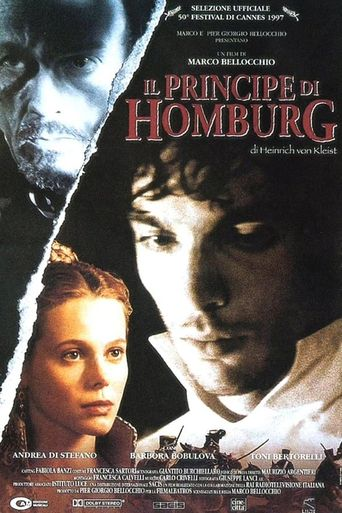 The Prince of Homburg Poster