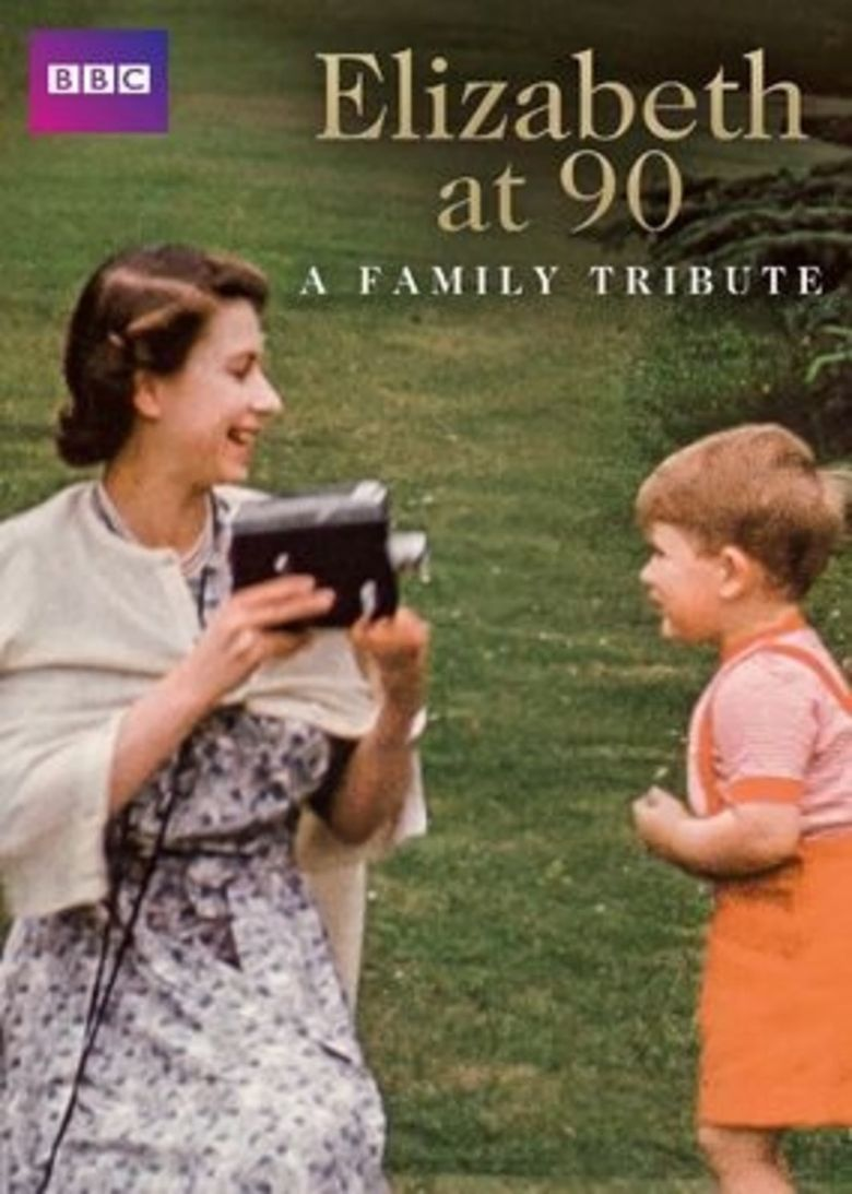 Elizabeth at 90: A Family Tribute Poster
