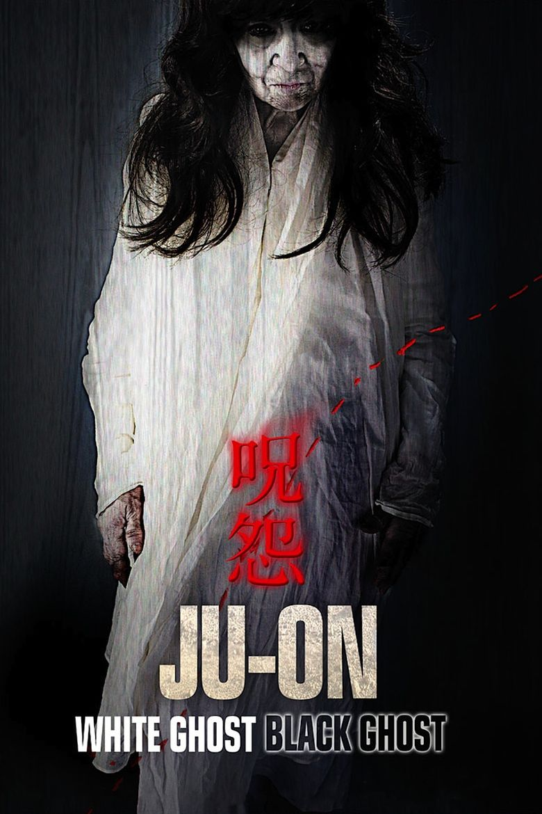Ju-on: White Ghost Poster