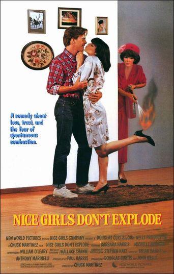 Nice Girls Don't Explode Poster
