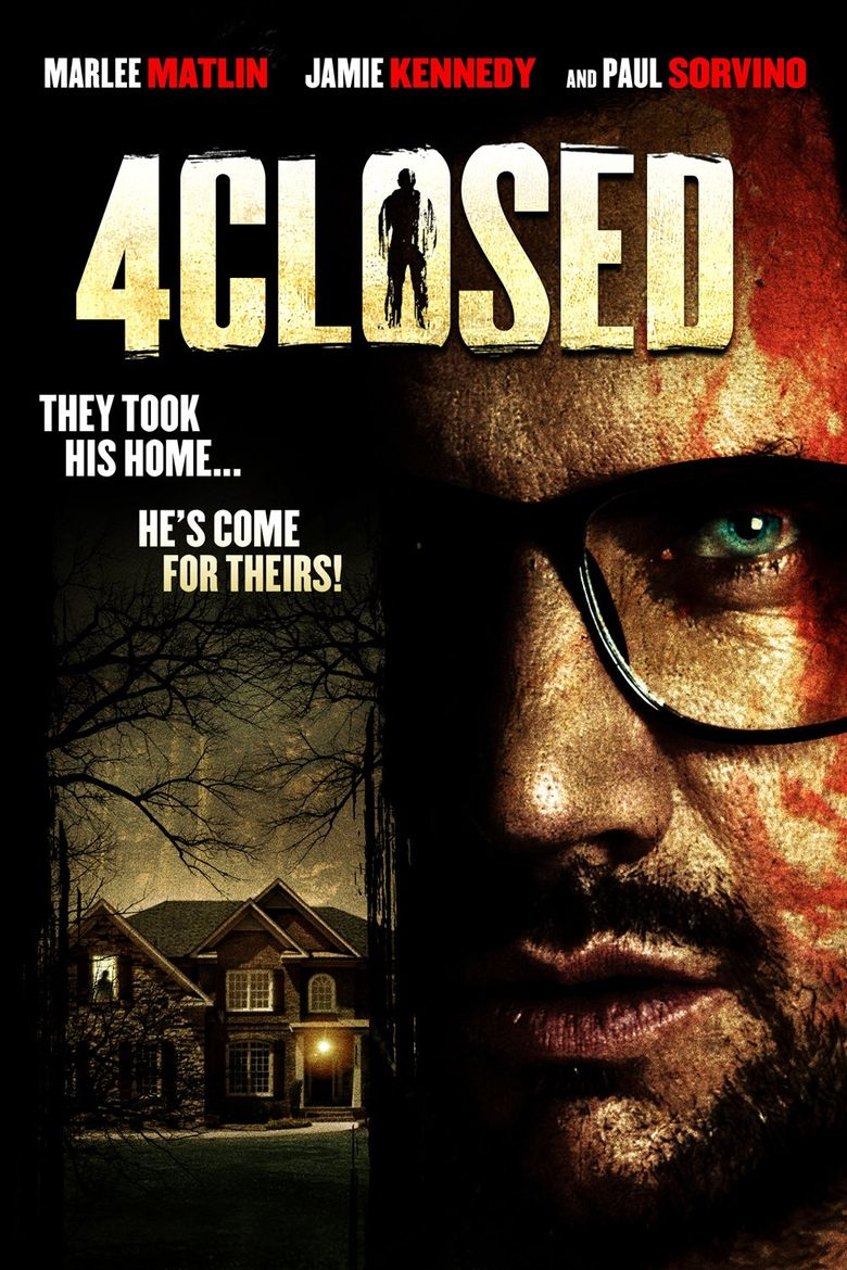 4Closed Poster