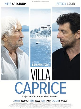 Villa caprice Poster