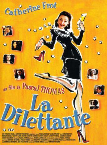 La Dilettante Poster