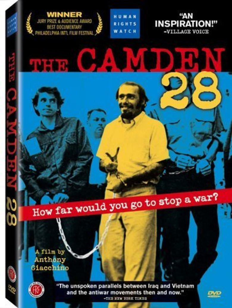The Camden 28 Poster