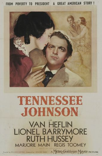 Tennessee Johnson Poster