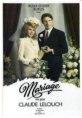 Mariage Poster