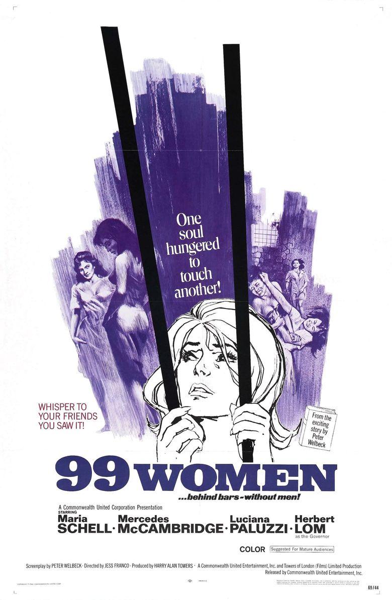 99 Women Poster