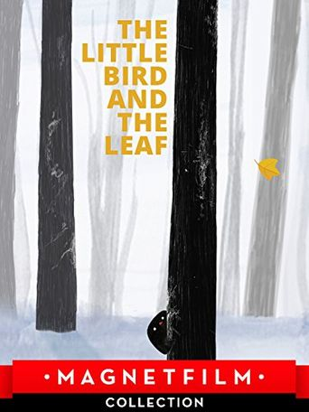 The Little Bird and the Leaf Poster