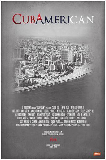 Cubamerican Poster