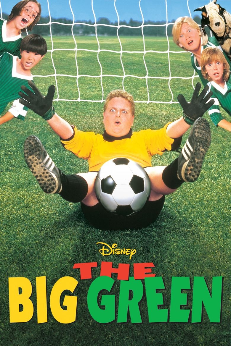 The Big Green Poster