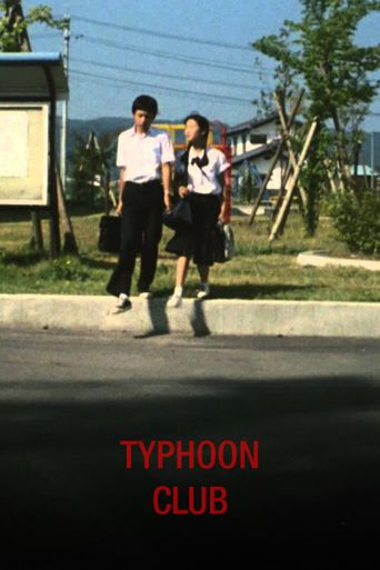 Typhoon Club Poster