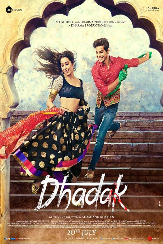 Dhadak Poster
