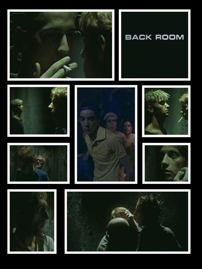 Back Room Poster