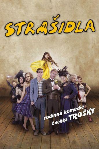 Strašidla Poster